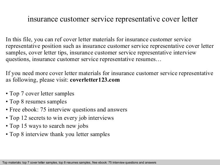 example of a cover letter for customer service