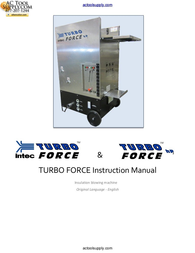 Intec Turbo Force HP3 Attic Insulation Machine on lincoln welder starter switch wiring diagram, teco switch wiring diagram, motor wiring diagram, double switch wiring diagram,