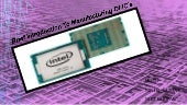 Integrated Circuit Manufacturing