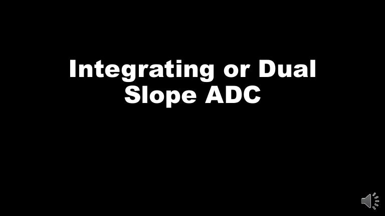 integrating adc Abstract: this article compares the merits of integrating adc and delta-sigma adc architectures for panel-meter applications it includes a description of two families of panel-meter-specific ics, the max1491–max1499 and the max1365–max1368 this application note compares the merits of .
