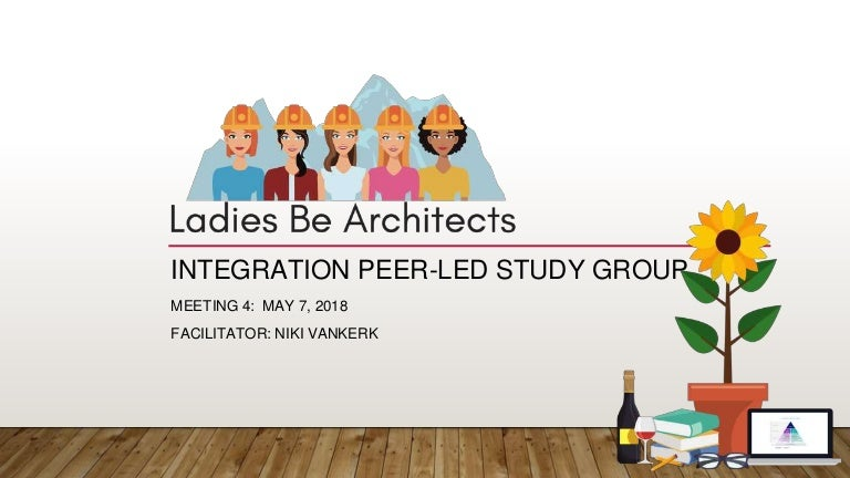 Ladies Be Architects - Integration - Multi-Org, Security