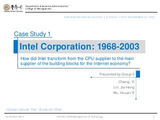 Intel Corporation Case Study - Ecommerce Digest