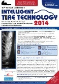 10th Annual Conference Intelligent Tire Technology - 21 – 23 October 2014 | Best Western Hotel am Schlossberg, Nürtingen, Germany
