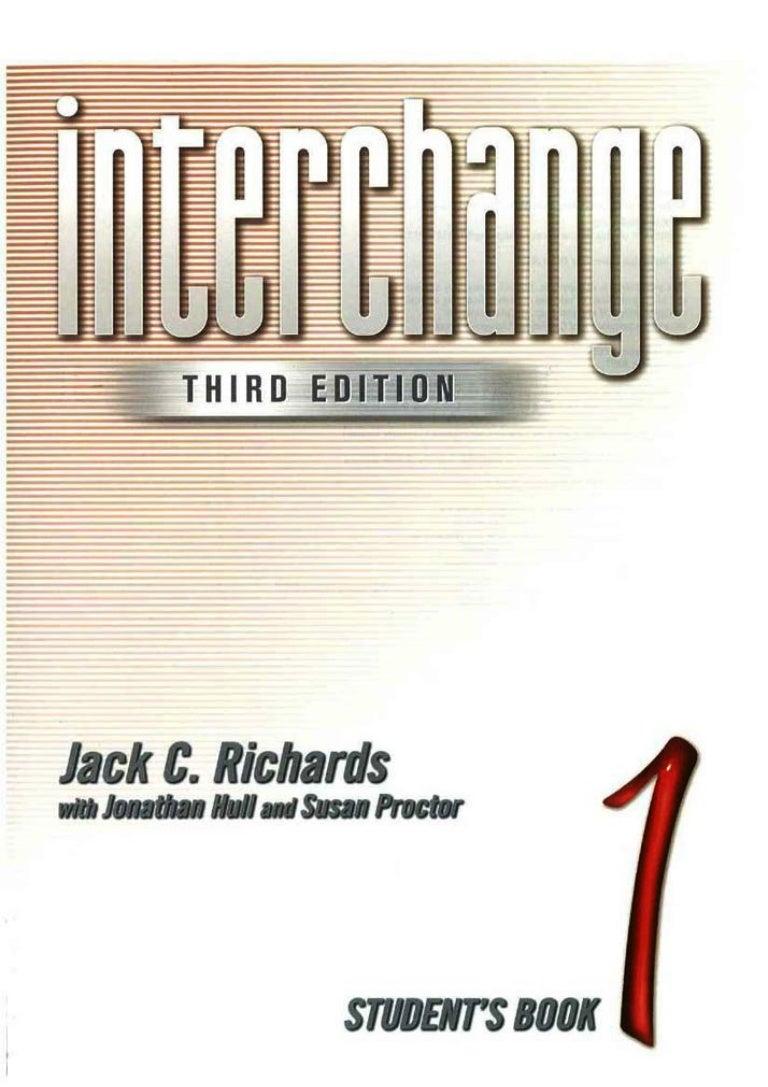 Workbooks interchange fourth edition online workbook : 1 3rd ed student book