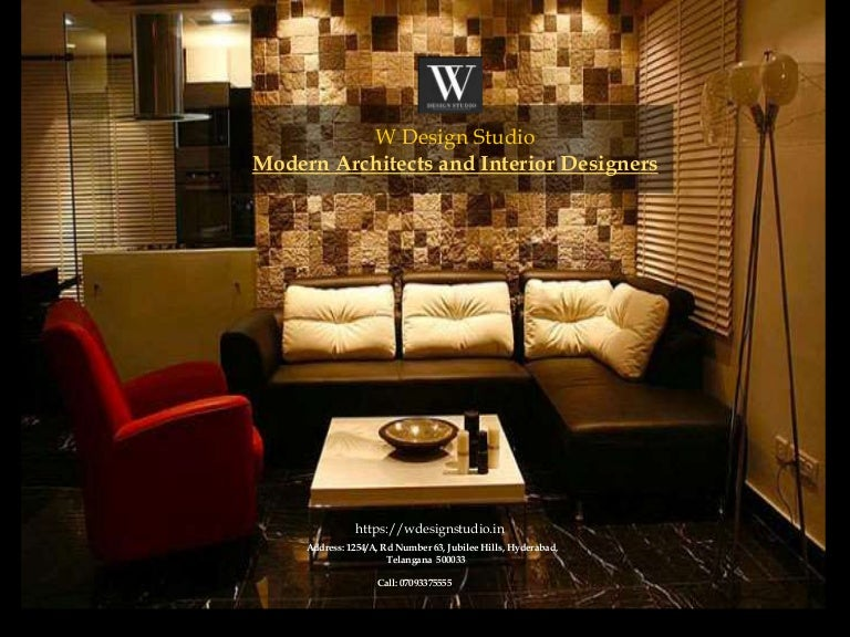 Top Interior designers in hyderabad   Architects in ...