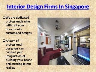 Interior design singapore hdb