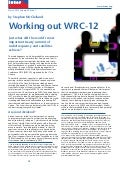 Intermedia vol 40 no 1 march 2012 working out wrc 12