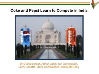 International Marketing Case Study