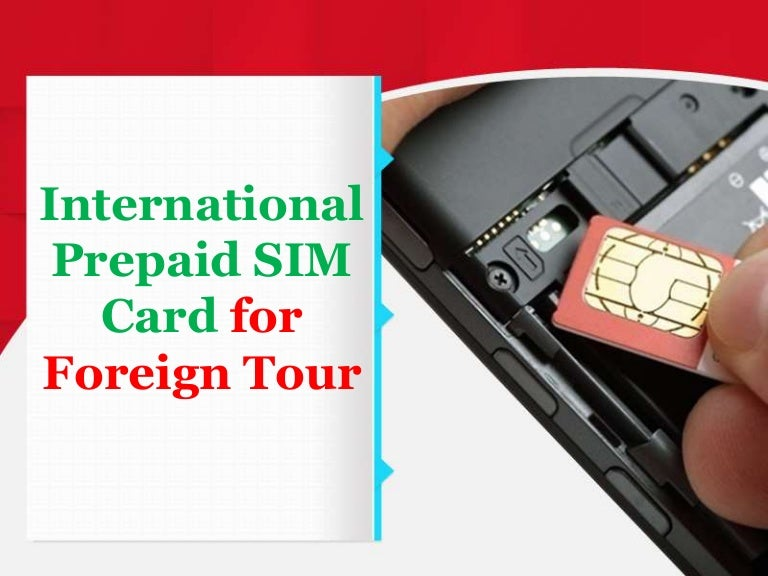 international prepaid usa sim card for a foreign tour - What Prepaid Card Can Be Used Internationally