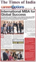 International MBA for Global Success