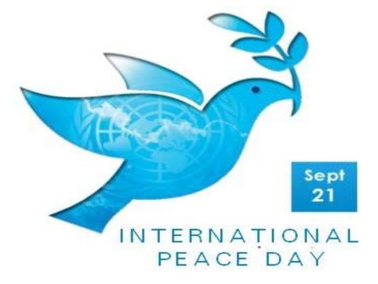 International Peace Day 1pdf
