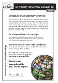International scholarships poster - Intelligent Partners