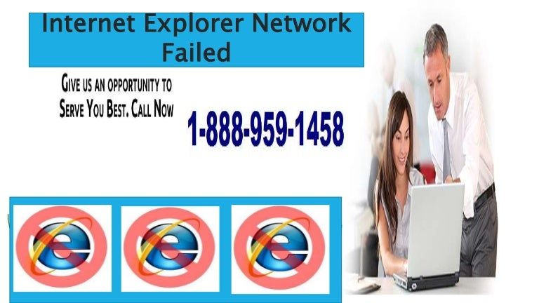1-888-959-1458 How to solve Internet Explorer not working ...