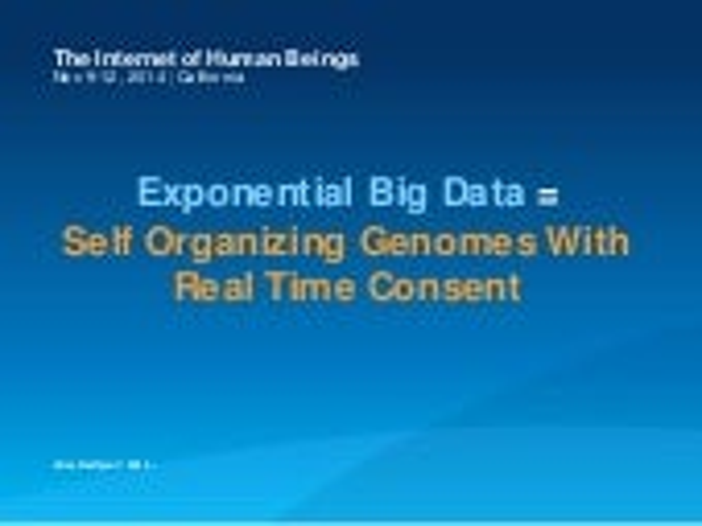 Exponential-Big-Data