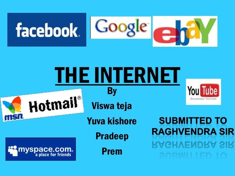 internet ppt