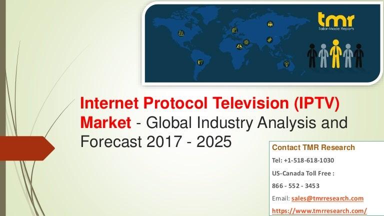 Internet Protocol Television (IPTV) Market - Global ...