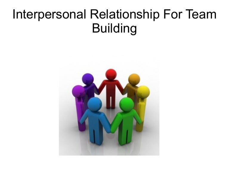 interpersonal relationship presentation