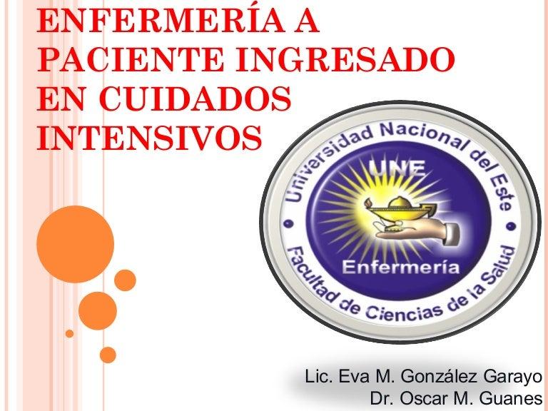 Intervenciones enfermeria en uti 2012