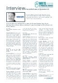 Interview MES & Process Minds 2013   Christian Woelbeling, Werum Software & Systems AG