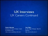 How to Answer UX Interview Questions