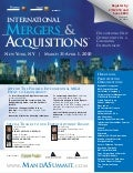 International Mergers and Acquisitions 2010