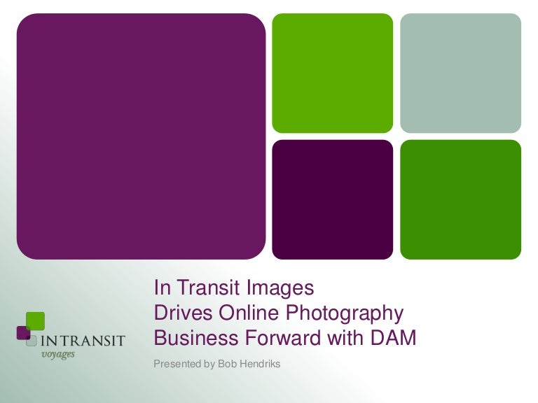 In Transit Images Drives Online Photography Business Forward with DAM