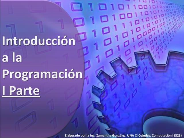 Introduccion a la_programacion_(i_parte)