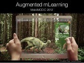 Introducing augmented mlearning @ mobimooc