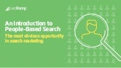An Introduction to People-Based Search