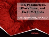 Introduction to TLS Workflow Presentation