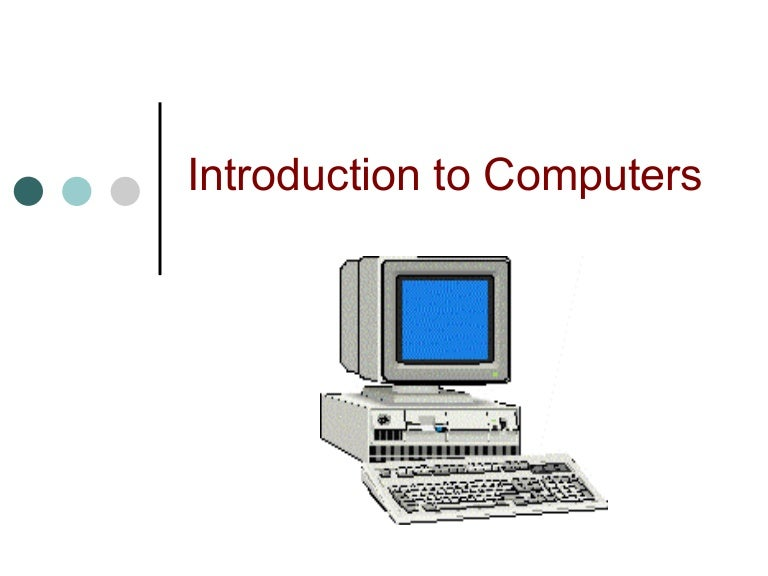 applications of computers Computer applications according to the history of computing project, the prototype of the first microcomputer was introduced by the aptly named micro computer inc, los angeles, in 1968.