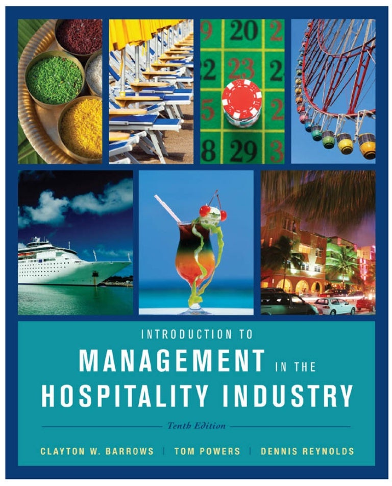 the challenges of event management as a new trends in hospitality industry pdf