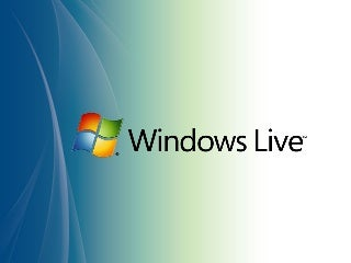 Introduction to the Windows Live Platform