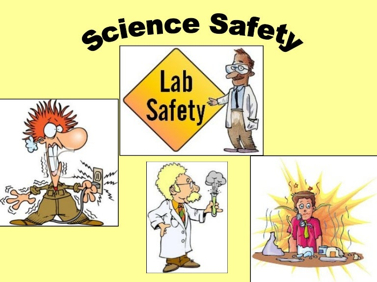science safety introduction laboratory dangers experiments slideshare scientist test