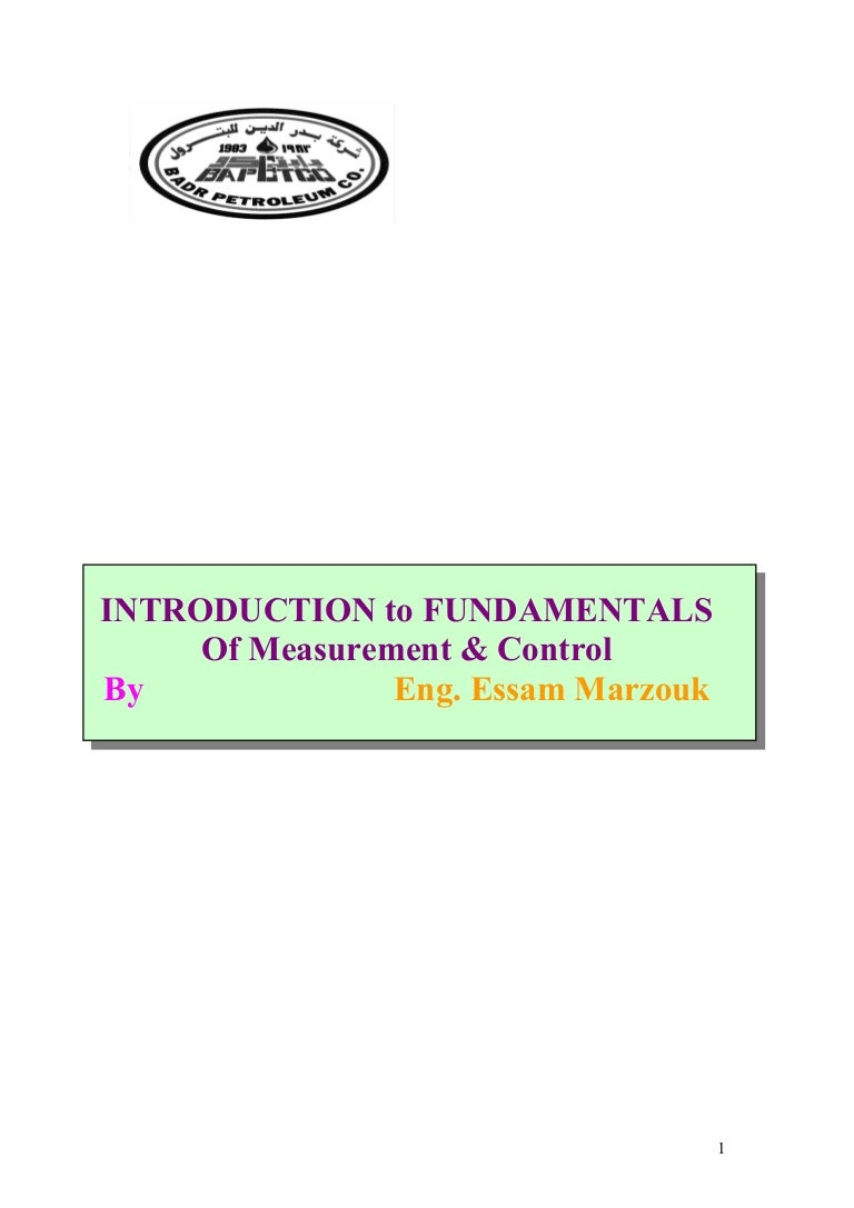 Introduction to fundamentals of instrument control geenschuldenfo Choice Image