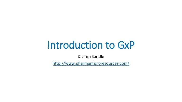 introductiontogxp-180323201652 ...