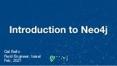 Introduction to Neo4j for the Emirates & Bahrain