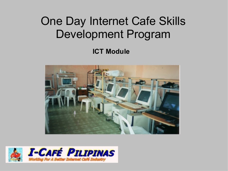 cyber cafe business plan sample