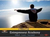 Introducing Entrepreneur Academy