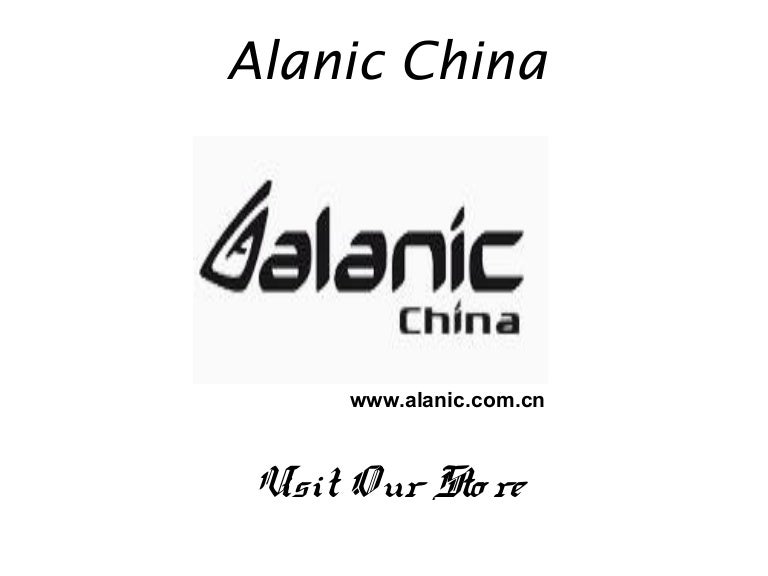 Introduction Wholesale Clothing Manufacturers Alanic China