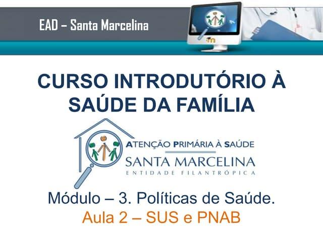 Curso Introduorio ESF - Conteudo teorico modulo 2 - Aula 2