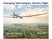Introduction to electric flight
