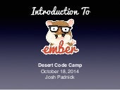 Intro to EmberJS