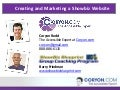 Learn Internet Marketing and SEO with Coryon