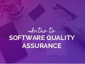 Intro to Software Quality Assurance