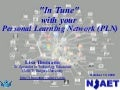 """In Tune"" with your Personal Learning Network (PLN)"