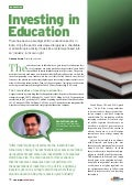 Investing in education - Kapil Khandelwal, EquNev Capital, www.equnev.com