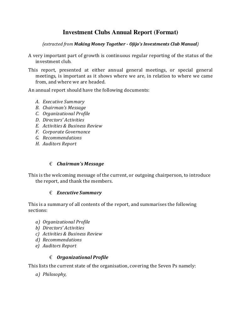 corporate report format koni polycode co