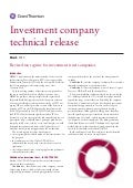 Grant Thornton UK - Investment company technical release 2012