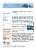 Imroving Indonesia's Investment Climate - Investment Insights, February 2011